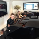 Friends at the Piano together3